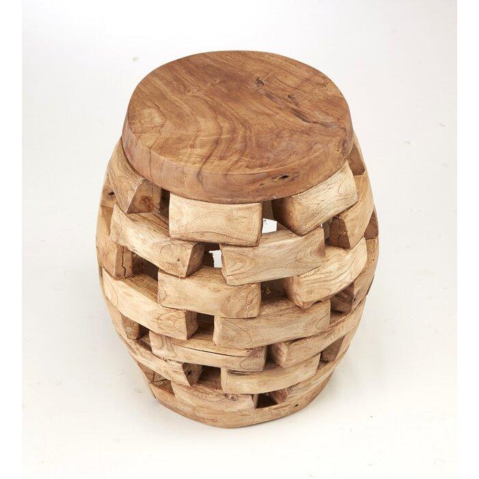 Super Bazan Pieced Garden Stool Unemploymentrelief Wooden Chair Designs For Living Room Unemploymentrelieforg