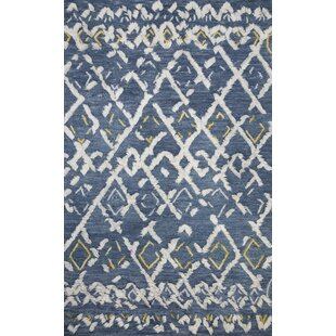 Blue White Tufted Area Rugs You Ll Love In 2021 Wayfair
