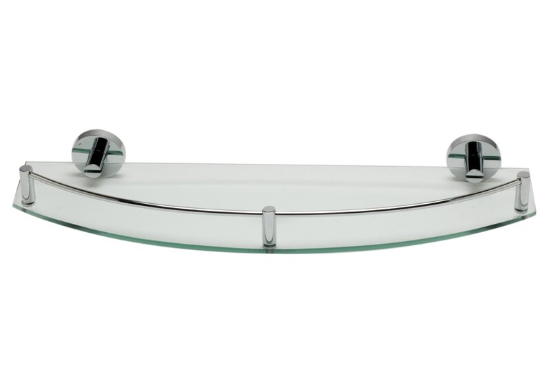 Alfi Brand ALFI brand AB9547 Polished Chrome Wall Mounted Glass ...