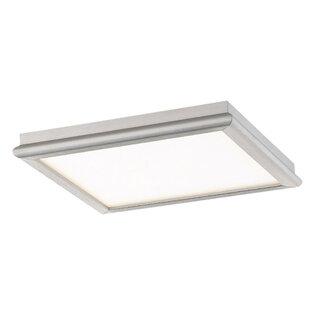 Affordable Neo 1-Light LED Flush Mount ByModern Forms