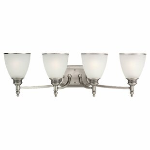 Darby Home Co Westerville 4-Light Vanity Light