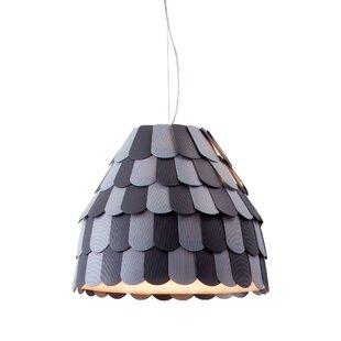 dCOR design 1-Light Cone Pendant