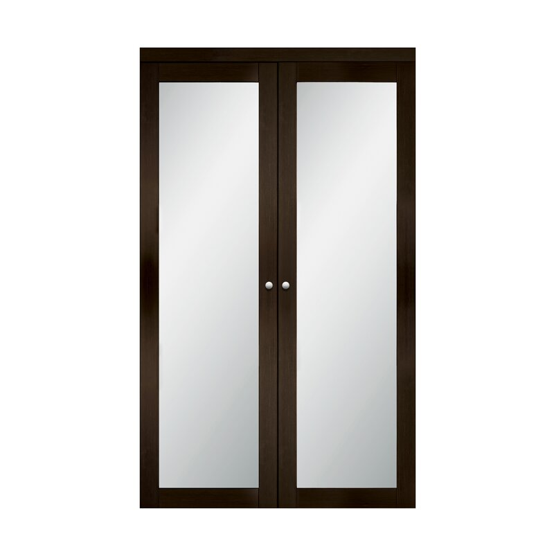 Erias  Pivot doors (2 panels) Door   Item# 8321