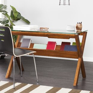 Check Prices Antiope Writing Desk By Brayden Studio