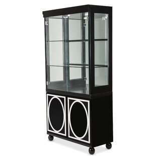 Michael Amini Sky Tower China Cabinet