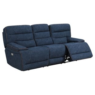 Avis Reclining Sofa by Winston..