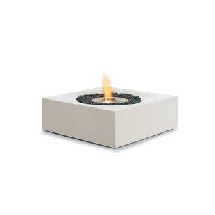 Brown Jordan Fires Solstice Concrete Bio-ethanol Fuel Fire Pit Table