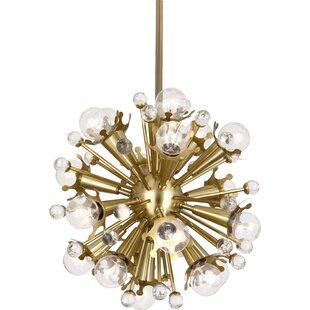 Jonathan Adler Sputnik 18-Light Sputnik Chandelier