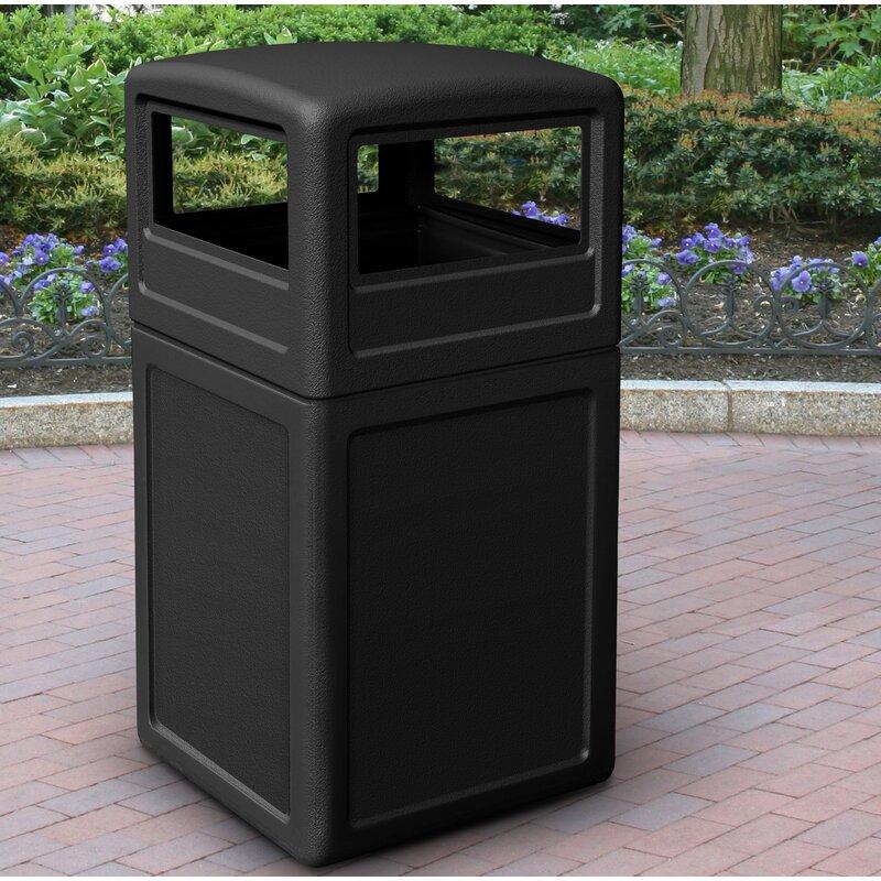 Commercial Zone Polytec 42 Gallon Trash Can Reviews Wayfair