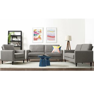 Great choice Cazenovia Configurable Living Room Set by Zipcode Design Reviews (2019) & Buyer's Guide