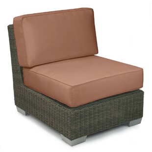 Patio Heaven Palisades Armless Center Chair