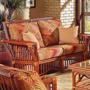 Great Price 1500 Momento Loveseat by South Sea Rattan Reviews (2019) & Buyer's Guide