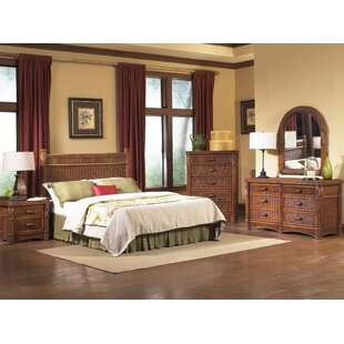 Florentine Panel 5 Piece Bedroom Set