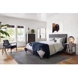 Allain Standard 2 Piece Configurable Bedroom Set by Union Rustic