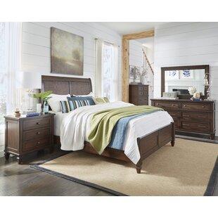 Bay Isle Home Smotherman Panel Configurable Bedroom Set