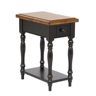 Gusman 1 Drawer End Table