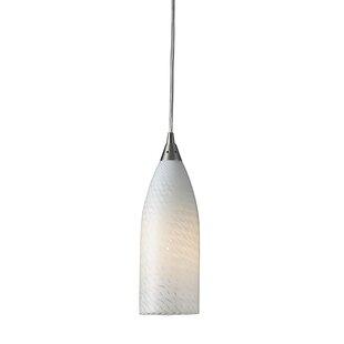 Bloomsbury Market Ange 1-Light Cone Pendant