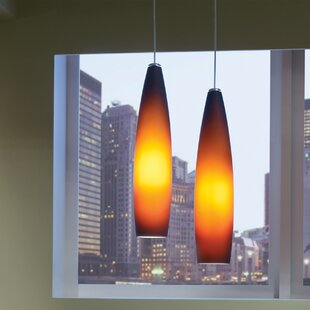 Tech Lighting Fino 1-Light Cone Pendant