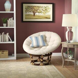 Orndorff Papasan Chair by World Menagerie