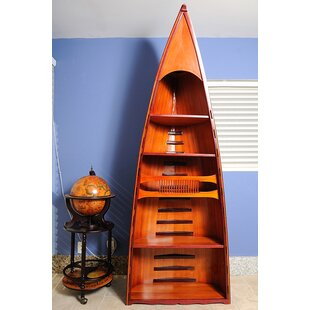 Canoe Standard Bookcase by Old Modern Handicrafts Sale