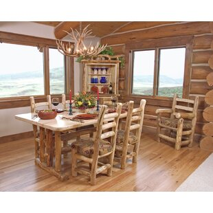 Aspen Heirloom Solid Wood Dining Table