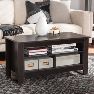 Pershing Coffee Table by Winston Porter