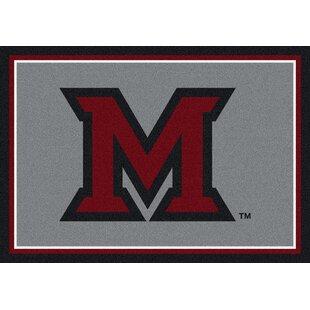 Collegiate Miami University of Ohio Redhawks Doormat ByMy Team by Milliken