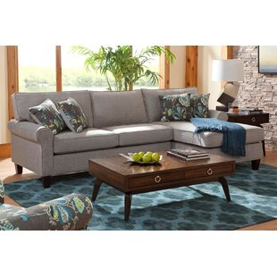 Darby Home Co Hyde Chaise Sectional