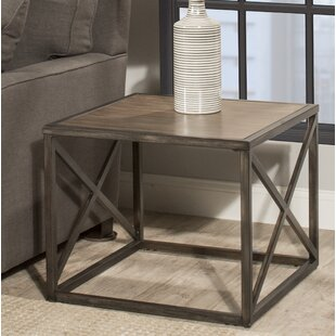 Raymond End Table by Gracie Oaks Find