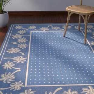 Romola Blue/ Indoor/Outdoor Rug