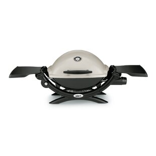 Weber Q® Series 1200 Propane Portable Gas Grill