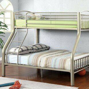 Bargain Gaener Twin over Full Bunk Bed by Harriet Bee Reviews (2019) & Buyer's Guide
