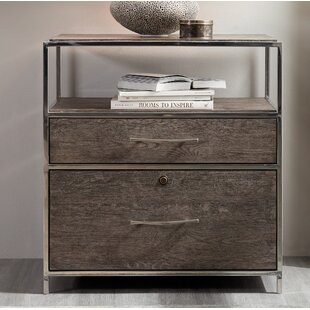 Storia 2 Drawer Lateral Filing Cabinet