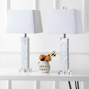 Crew Park Seashell 29 Table Lamp (Set of 2)