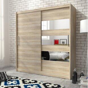 Maggio III 2 Door Sliding Wardrobe By Selsey Living