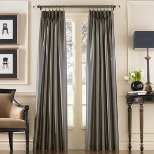 108 Inch Pinch Pleated Curtains