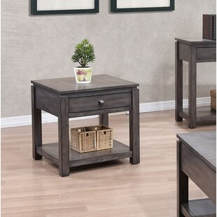Climer End Table by Gracie..