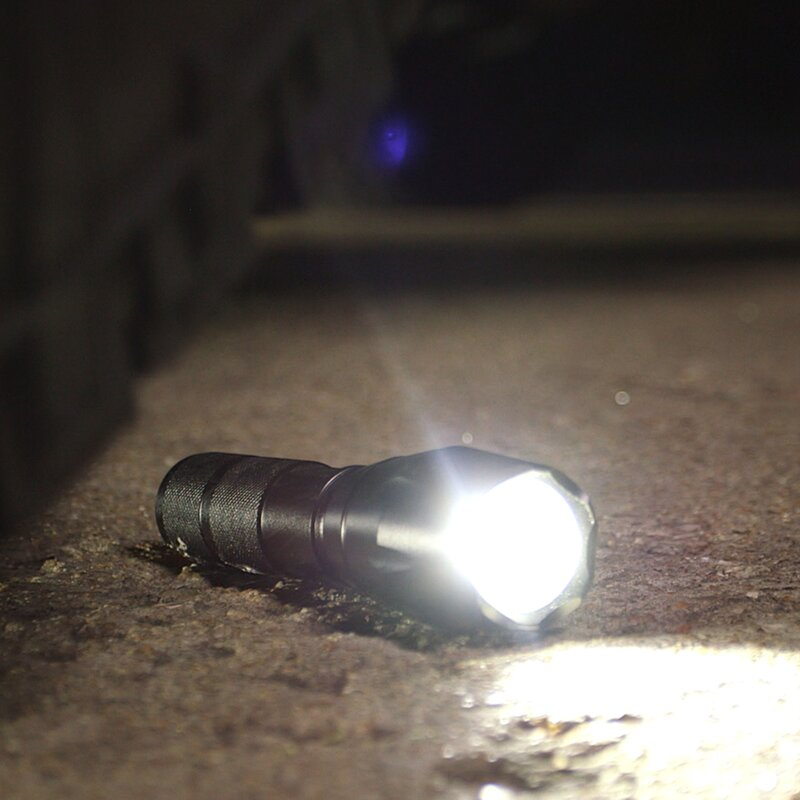 Taclight High-Powered Tactical Flashlight