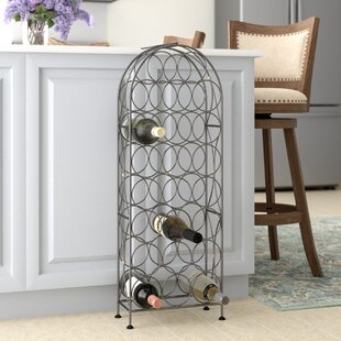 Bauerle 23 Bottle Floor Wine Rack by One ..