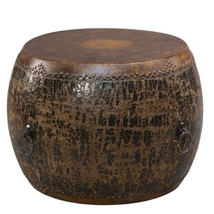 Drum End Table
