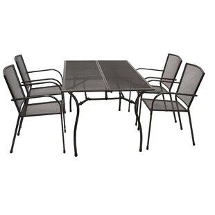 Waconia 4 Seater Dining Set Image
