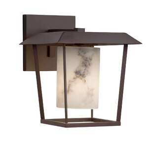 Brayden Studio Keyon 1-Light Outdoor Sconce