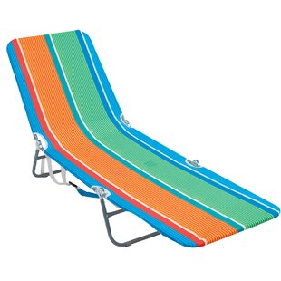 Gear Backpack Lounger Reclining Beach Chair