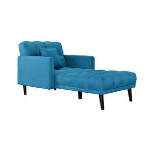 Searfoss Modern Single Chaise Lounge