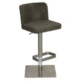Tuller Swivel Adjustable Height Bar Stool by Mercer41