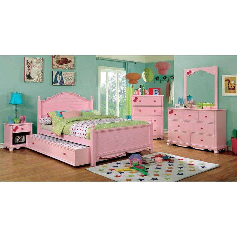 Zoomie Kids Dani Configurable Bedroom Set Wayfair
