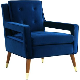 Wardell Armchair by Everly Quinn