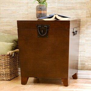 Perfect Boneta End Table With Storage