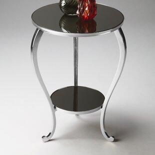 Roca End Table by Willa Arlo Interiors