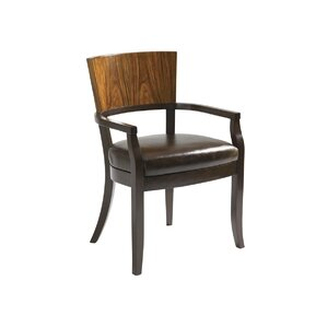 Allure Solid Wood Dining Chair by Aquariu..